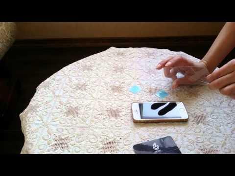 Как снять защитное стекло с экрана телефона ? Снимаем старое поломанное защитное стекло