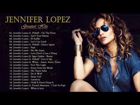 Top 20 Jennifer Lopez Songs || Jennifer Lopez Greatest Hits Full Album