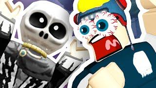 ROBLOX DEATH RUN!!!