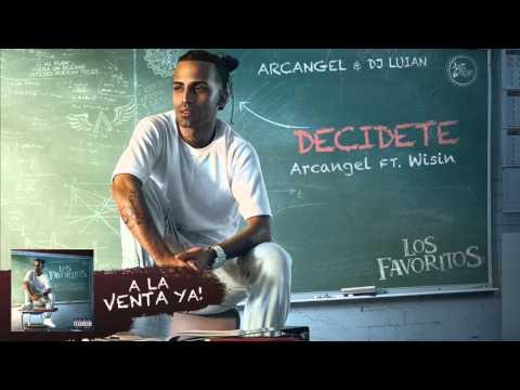 Decidete - Arcangel (Video)