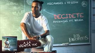 Decidete - Arcangel (Video)