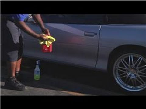Πως να αφαιρέσετε την πίσα από το χρώμα του αυτοκινήτου