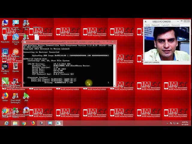 BlackBerry Z10 / Z30 Flashing Method & Flash File - IMET