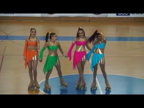 Umetnički ples na rolerima - nova aktivnost za najmlađe u Nišu