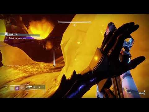 Destiny 2 - Unique Loadout Solo Nightfall: Tree of Probabilities