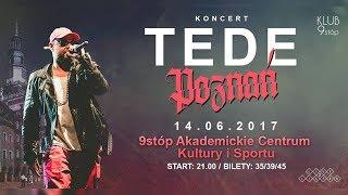 ✈️✈️✈️ TEDE W POZNANIU   Tour Bulencje 14.06.2017 r