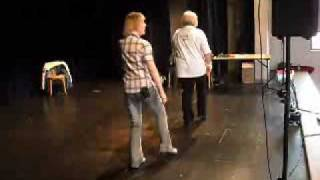 COUNTRY HITCH choreographed by Vivienne Scott