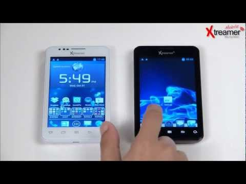 Xtreamer Mobile AiKi - Introduction & Quick Tour