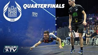Squash: Allam British Open 2018 - Men