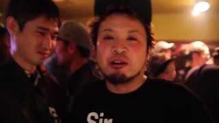 サイプレス上野とロベルト吉野『「TIC TAC」 TOUR 2013~筆おろし~』 2013.5.18(土)大阪、5.19(日)名古屋、5.25(土)仙台 告知