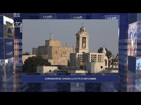PÈLERINAGES DE CARÊME À JÉRUSALEM | CORONAVIRUS EN TERRE SAINTE