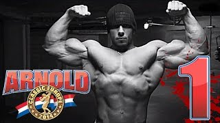 Lorenzo Becker - Road to Arnold Classic / Ep1