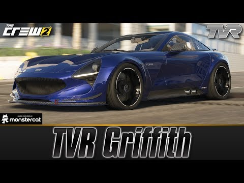 The Crew 2: TVR Griffith | Customization & Test Drive | FULLY UPGRADED | BEST BRITISH STREET RACER