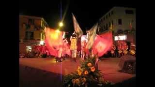 preview picture of video 'XXXIV FESTIVAL DELLA COLLINA - 7 LUGLIO 2012 CORI(LT) - ITALIA'