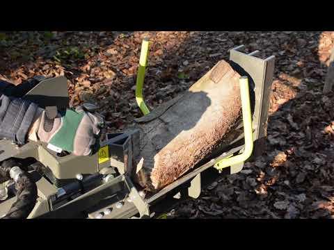 OOGarden - Benzin-Holzspalter 20T