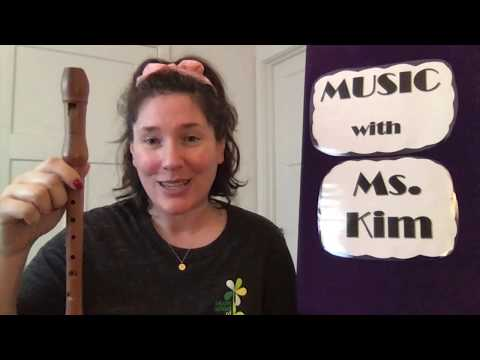 Recorder with Kim (part 1)