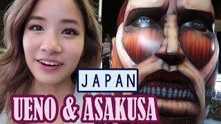 Japanese Streetfood ♥ Ueno & Asakusa