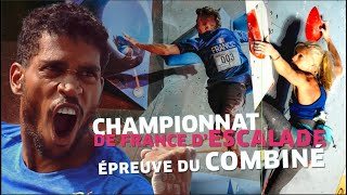Escalade - Championnats de France - Épreuve du combiné 2018 - Tournefeuille