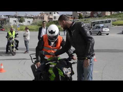 Motosiklet Ehliyet Sınavı