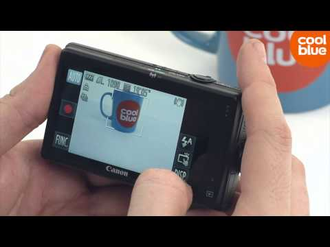 Canon Ixus 240 HS Black videoreview en unboxing (NL/BE)