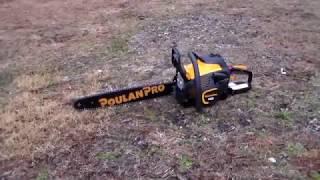 Poulan Pro 222 38cc Will it Run - Самые лучшие видео
