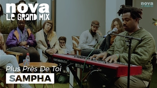 Sampha is giving us all the chills on this video from Radio Nova