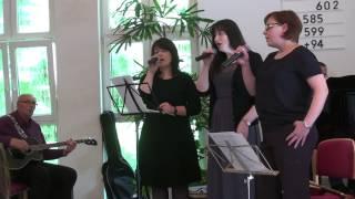 Музыкальная группа город Расштатт-С раннего утра я ищу Тебя Бог