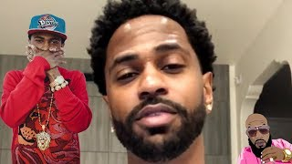 Big Sean EXPOSES Jhene Aiko Relationship As TOXIC And Comes Clean About His Depression
