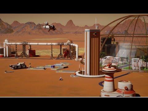 Surviving Mars #5 - Funkční kolonie