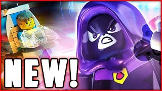 NEW! LEGO Dimensions Sets and Packs! Lord Vortech Figure Coming?!