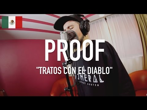Proof aka Dr Manhattan - Tratos Con El Diablo [ TCE Mic Check ]