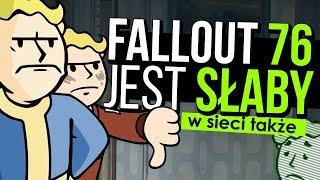 Dlaczego Fallout 76 jest słabą grą sieciową