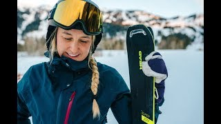 Joy: Drop Everything and Ski