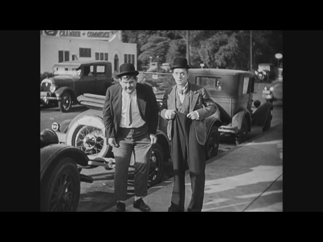 Laurel & Hardy se déchaînent