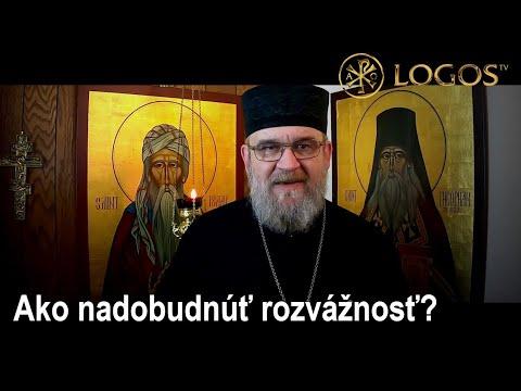 OTCOVIA PÚŠTE - SV. IZÁK SÝRSKY (301) - Čnosť rozvážnosti