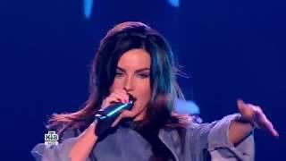 "Julia Volkova (t.A.T.u.) - ""Not Gonna Get Us"" Live @ Top Disco Pop"