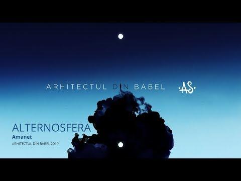 Alternosfera - Amanet   Official Audio   2019