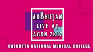 Somewhere in Clouds | Adbhutam | Live at AGON 2K17 - adbhutam