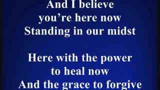 I Believe In Jesus - Keith Matten (lyric mp3)