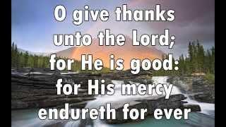 Psalm 118 (King James Version) Audio Visual