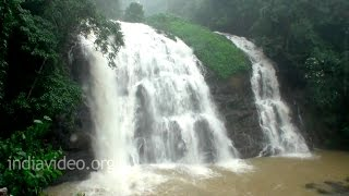 Abbey Falls Coorg In Karnataka