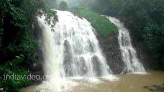 Abbey Falls Coorg In Karnataka