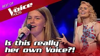 13-Year-Old has MEMORABLE All-Chair Turn in The Voice Kids
