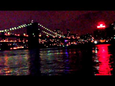 АМЕРИКА 15 Бруклинский мост и Манхэттенс