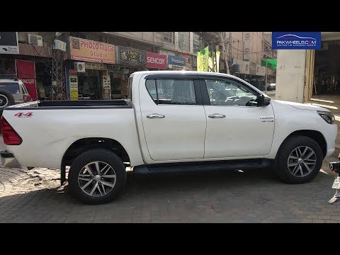 Toyota Hilux Revo 2.8L 2018 - Owner's Review