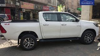 Toyota Hilux Revo 2.8L 2018  - Owner's Review: Price, Specs & Features | PakWheels