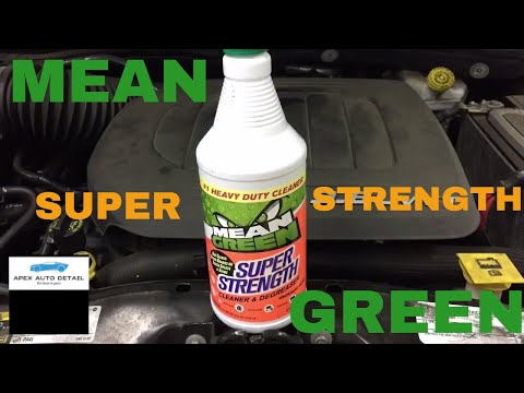SUPER STRENGTH!!! Mean Green Cleaner Degreaser!  Multi surface cleaner for inside and out!!
