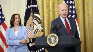 Biden's infrastructure plan still faces roadblocks and unvaccinated workers could lose out