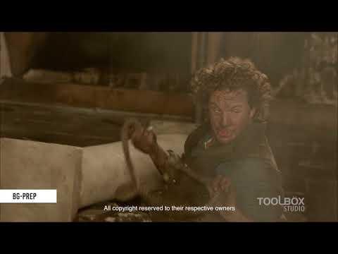 Toolbox - VFX Showreel Roto Paint Matchmove 2018