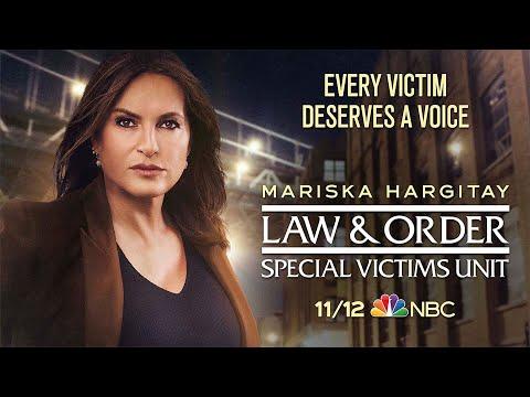 Law & Order: Special Victims Unit Season 22 (Promo)